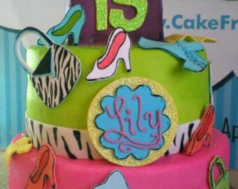 Shopping Fondant & Gumpaste Cake Decorations