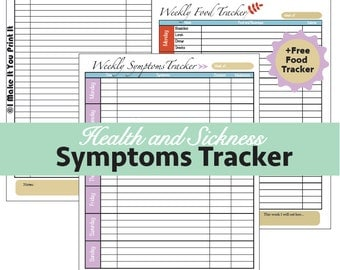 Printable baby schedule tracker and twins schedule tracker health and sickness symptoms tracker pronofoot35fo Choice Image