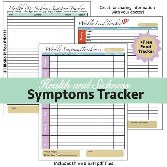 sickness tracker
