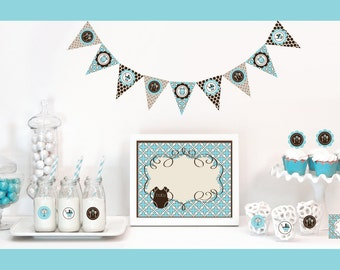 Popular items for baby shower themes on Etsy