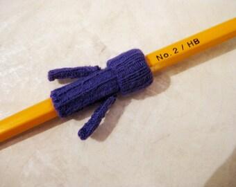 Purple Pencil Sweater
