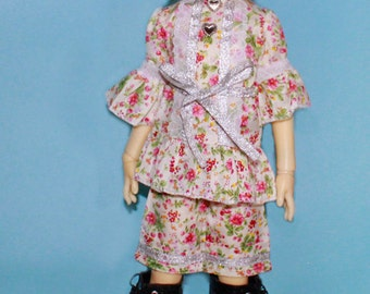 BJDs Clothing-Flower Noble Boy Set for 1/4-40cm dolls