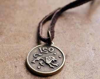 Zodiac jewelry men
