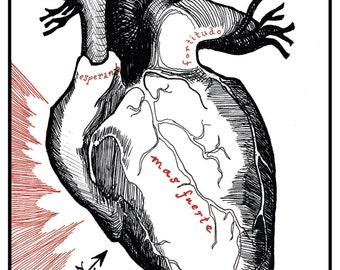 Heartbreak Print
