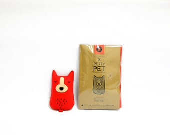 Make You Own Petty-Pet Sleeping Puppy Sewing Kit