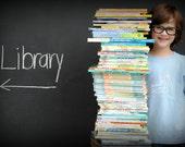 Back to school, Bookworm t-shirt