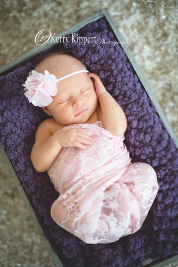 Pink Baby Girl Headbands, Baby Girl Headband, Baby Girl Bows Headband, Newborn Headband, Baby Hairbow, Hair Accessory, Pink Baby Head band