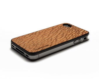 iPhone 4 Case Wood Lacewood, Wood iPhone 4S Case Wood iPhone 4 Case, iPhone 4 Wood Case, iPhone 4S Wood Case, iPhone Case