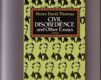 civil disobedience and other essays ebook Walden and other writings - ebook by: henry david thoreau  and his two great arguments for nonconformity, civil disobedience and life without principle a lifetime of brilliant observation of nature  the most significant of his life guided, sponsored and aided by his famous older colleague, thoreau began to publish essays in the dial.
