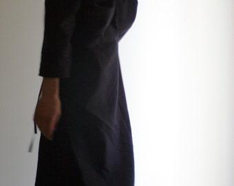 Linen Jacket GLOSSA by NervousWardrobe on Etsy