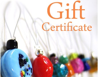 GIFT CERTIFICATE from Exchanging Fire in 10, 15, 20 and 25 Dollar Increments - Instant Purchase Available