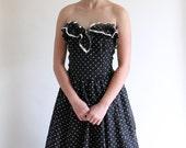 80s prom dress - gunne sax dress - alternative wedding dress