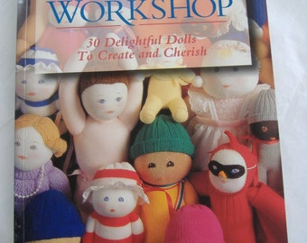 Sock Doll Workshop Book