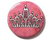 Princess Tiara magnet, pi...