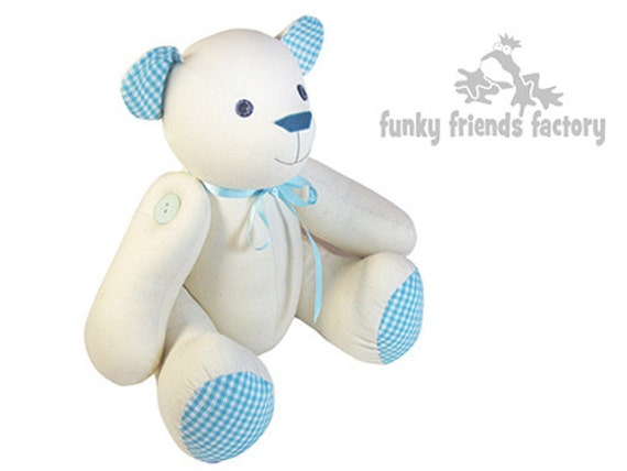 Signature Bear Sewing Pattern PDF INSTANT DOWNLOAD
