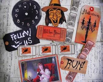 Halloween instant download