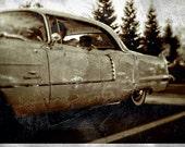 Instant Download Digital Download Photograph Vintage Transportation Sepia Car Commercial Use Graphics