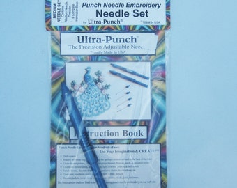 Cameo Ultra-Punch Needle Punch Set of 3