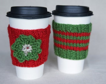 Duo | Coffee Cozie Set