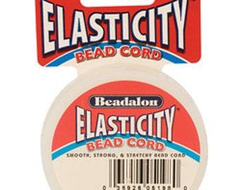 Beadalon Elasticity Bead Cord .8M 25M 42380