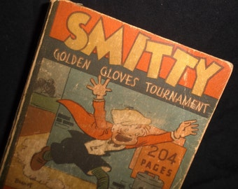 1934 Smitty Big Little Book