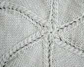 Waterspout Beret Hat PDF knitting pattern / instructions