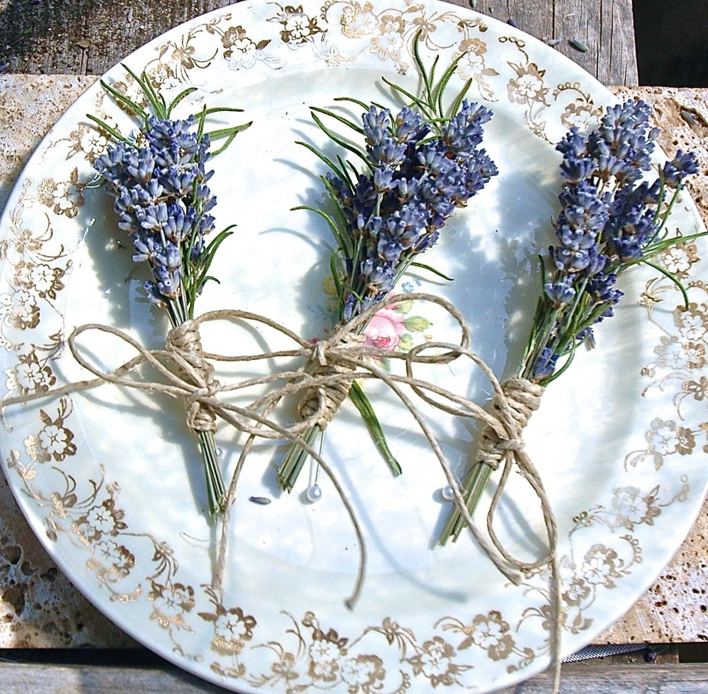 lavender boutonniere-#19
