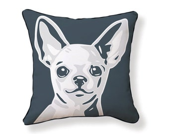 Chi Hua Hua Pillow