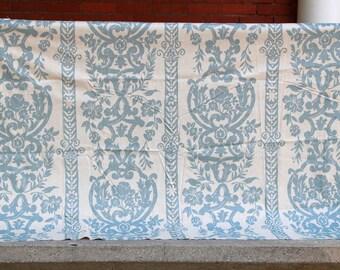 Haidee Kramer Home Fabrics Blue Gregoire Fabric
