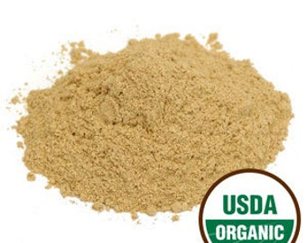 Organic Licorice Root Powder - 1 pound