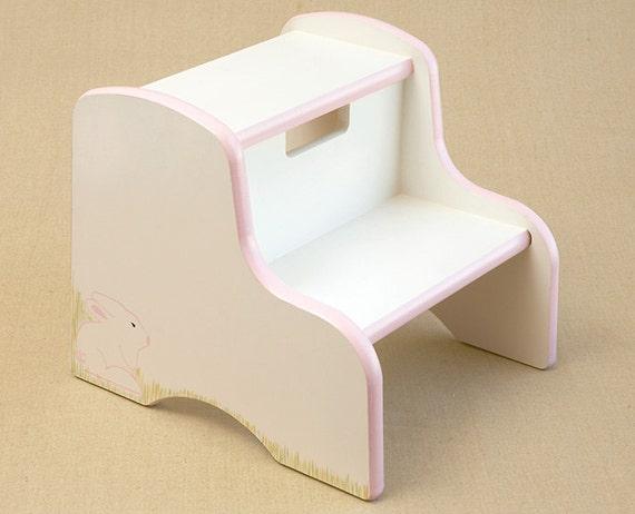 hippity hop bunny step stool