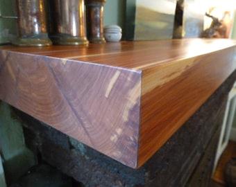 Red Cedar Wood Mantel