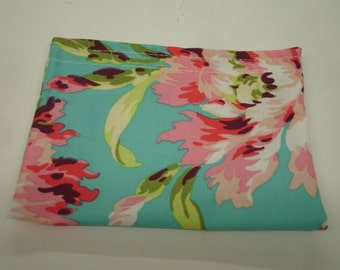 Bliss Bouquet Reusable Snack Bag Ready to Ship