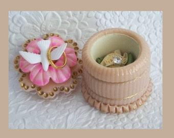 Wedding Ring Keepsake Gift Box