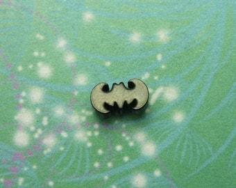 Batman Charm for Floating Charm Lockets - Glass Locket Charm - Superhero Charm - Batgirl - Gift Charm