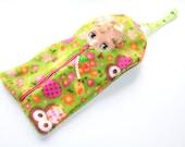 I LOVE BLYTHE Sleepsack: Handmade Protective Carrying Pouch for Blythe Dolls