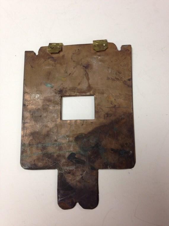 Handmade Negative Carrier 35 mm