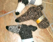 AerieDesigns Plant Pokes GREYHOUND Dog Ornaments PDF Crochet Pattern File