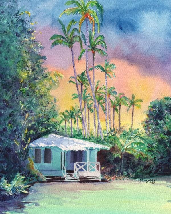 il_fullxfull.478763011_n8vh Paintings Hawaiian Plantation Houses on hawaiian golf courses, hawaiian village, ancient hawaiian houses, amazing beach houses, hawaiian plantation-style, hawaiian house design, hawaiian style houses, hawaiian mansions, traditional hawaiian houses, flat top houses, hawaiian lanai design, polynesian style houses, hawaiian sugar cane, hawaiian kitchens, kauai oceanfront rental houses, hawaiian architecture, hawaiian lanai house plans, samoa houses,