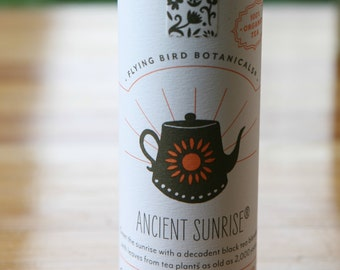 0445 Ancient Sunrise- organic loose leaf tea
