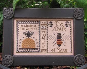 Bee Study Sampler Pattern