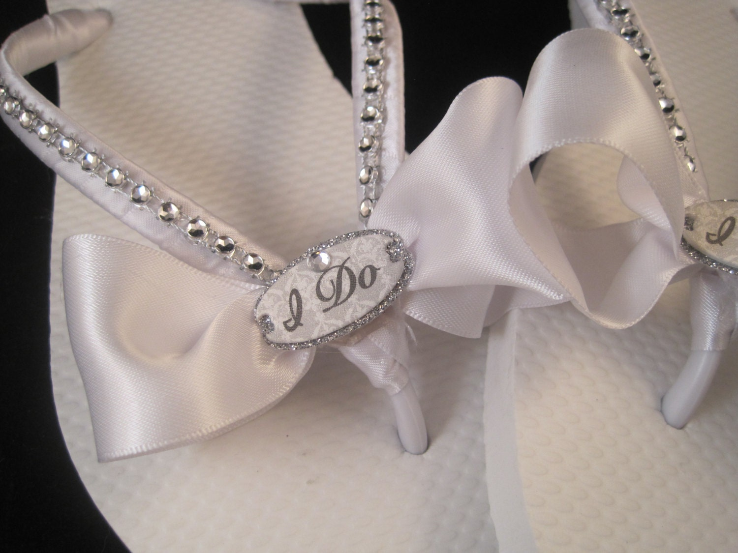 Rhinestone Wedding Shoes For Bride