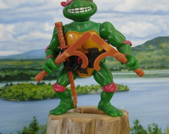 Vintage Teenage Mutant Ninja Turtle Raphael