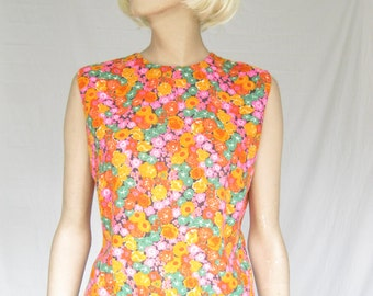 Vintage 60s Cropped Blouse