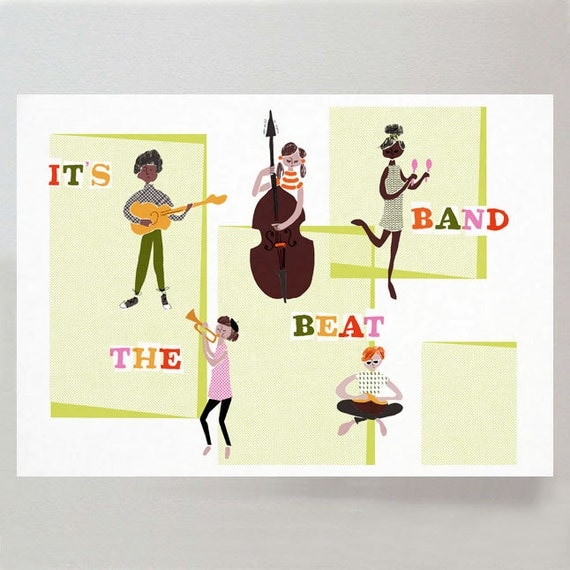 It's the Beat Band