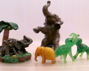 Miniature Elephants