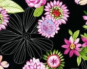 Delightful Collection by Swirly Girls Fabric - Garden Beauty