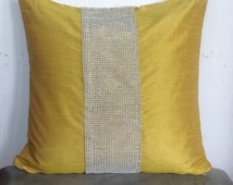 Popular Items For Silk Pillow Cover On Etsy