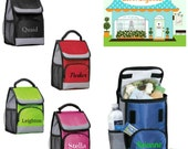 Back To School Lunch Bags Personalized Gift Black Friday Cyber Monday