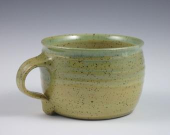 Matt Green Gold Chowder Mug